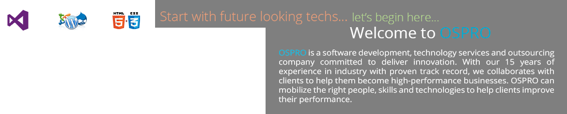 OSPRO Global Management Consulting Technology